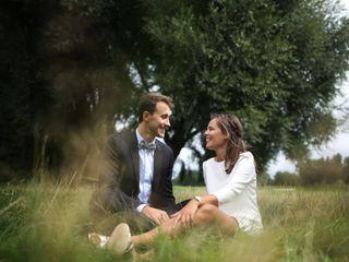 Le mariage de Mélaine et Paul Henry 1