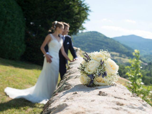Le mariage de Matthieu et Magdalena à Satillieu, Ardèche 14