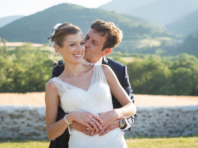 Le mariage de Matthieu et Magdalena à Satillieu, Ardèche 20