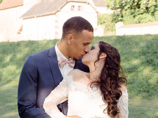 Le mariage de Stacy et Julien