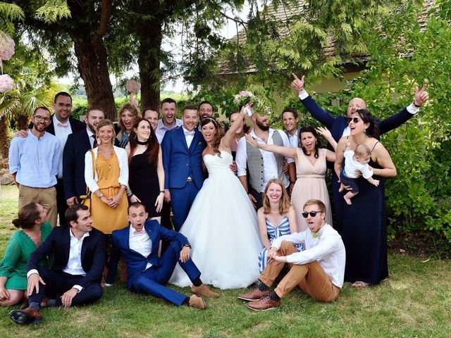 Le mariage de Olivier  et Delphine  à La Flèche, Sarthe 20
