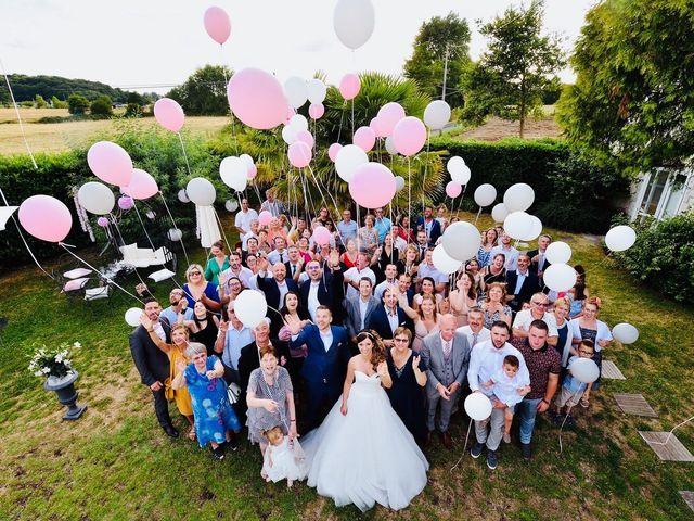 Le mariage de Olivier  et Delphine  à La Flèche, Sarthe 23