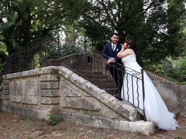 Le mariage de Antoine et Audrey à Cuers, Var 5