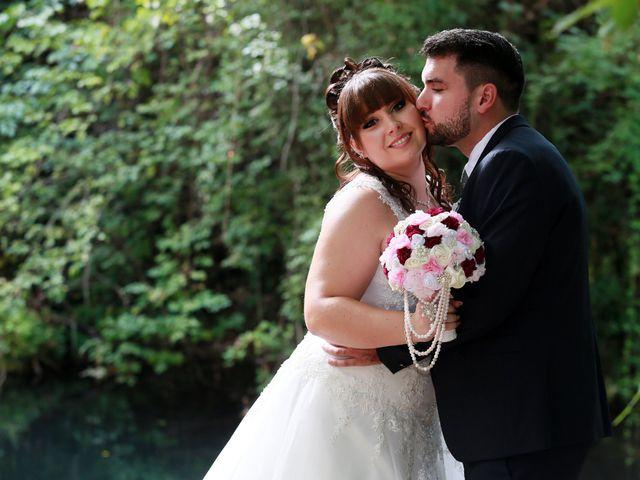 Le mariage de Antoine et Audrey à Cuers, Var 20