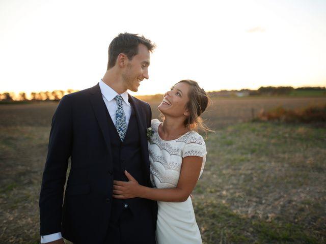Le mariage de Paul Henry et Mélaine à Bondues, Nord 45