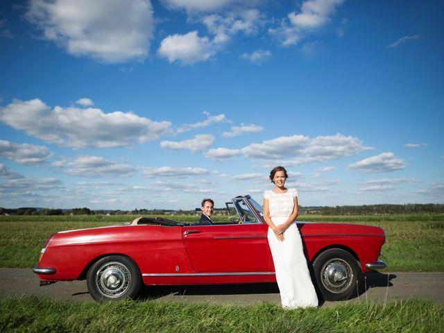 Le mariage de Paul Henry et Mélaine à Bondues, Nord 31