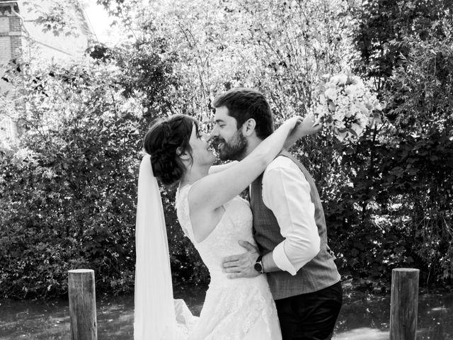 Le mariage de Clément et Fanny à Eaubonne, Val-d'Oise 22