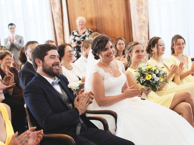 Le mariage de Clément et Fanny à Eaubonne, Val-d'Oise 27