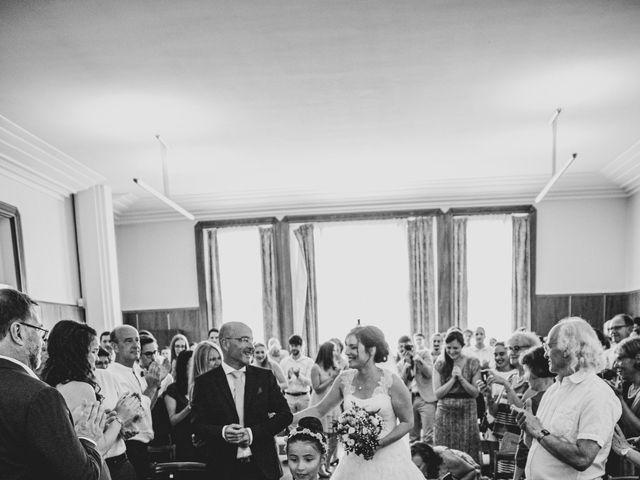 Le mariage de Clément et Fanny à Eaubonne, Val-d'Oise 16