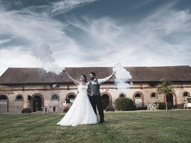Le mariage de Fanny et Clément