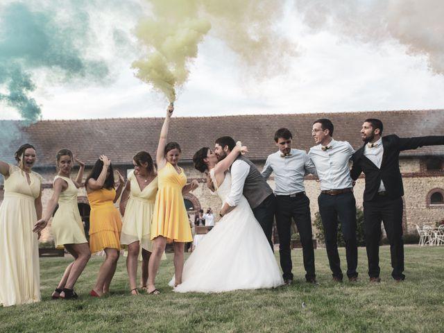 Le mariage de Clément et Fanny à Eaubonne, Val-d'Oise 18