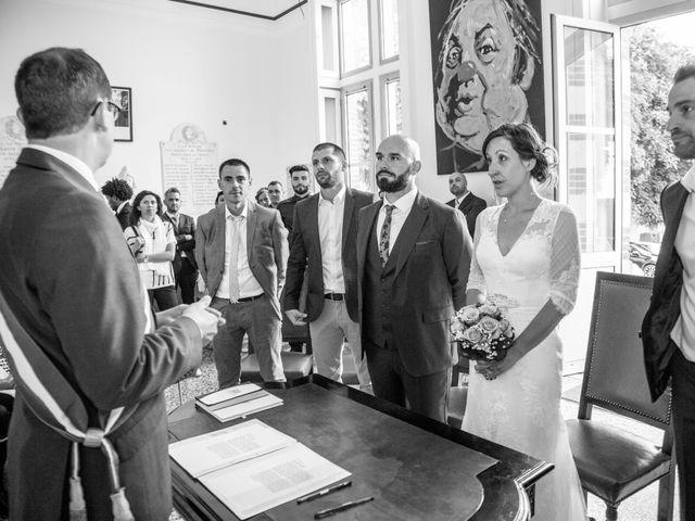 Le mariage de Jean Charles et Sabrina à Monnaie, Indre-et-Loire 31