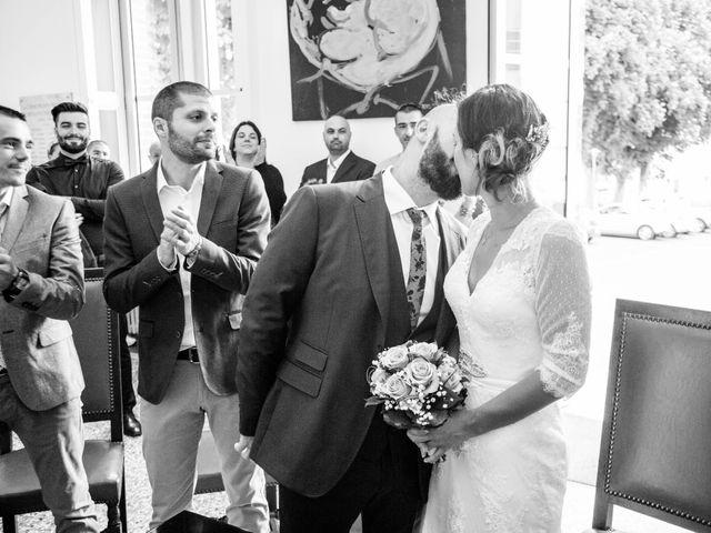 Le mariage de Jean Charles et Sabrina à Monnaie, Indre-et-Loire 32