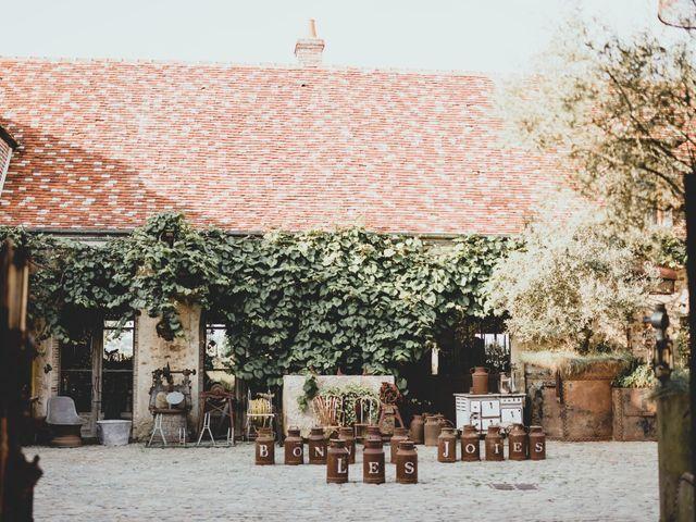 Le mariage de Pierre-Maël et Manon à Lainville, Yvelines 1