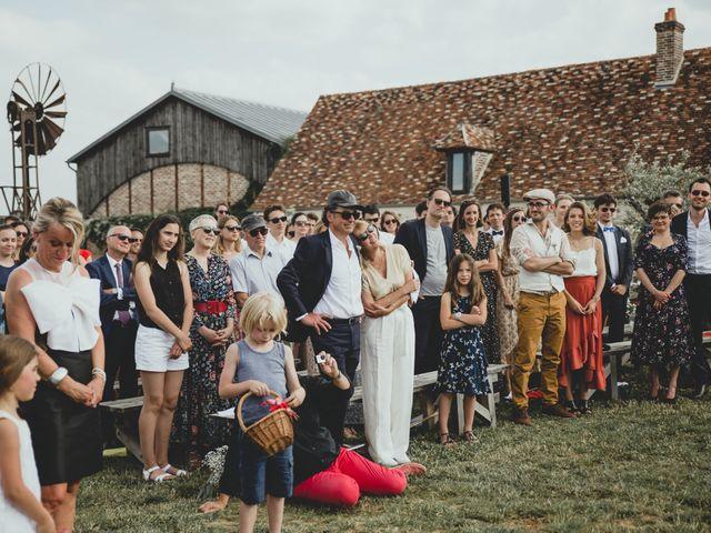 Le mariage de Pierre-Maël et Manon à Lainville, Yvelines 57