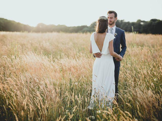 Le mariage de Pierre-Maël et Manon à Lainville, Yvelines 92