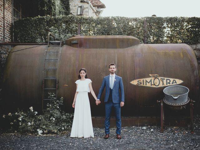Le mariage de Pierre-Maël et Manon à Lainville, Yvelines 93