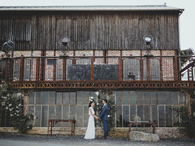 Le mariage de Pierre-Maël et Manon à Lainville, Yvelines 94
