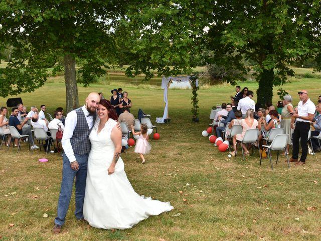 Le mariage de Romain et Cécile à Noidans-le-Ferroux, Haute-Saône 2
