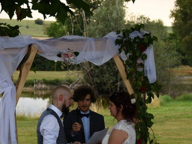 Le mariage de Romain et Cécile à Noidans-le-Ferroux, Haute-Saône 12