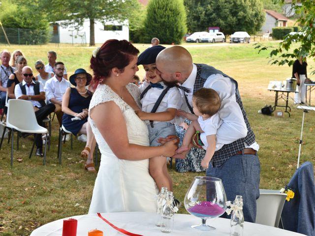 Le mariage de Romain et Cécile à Noidans-le-Ferroux, Haute-Saône 14