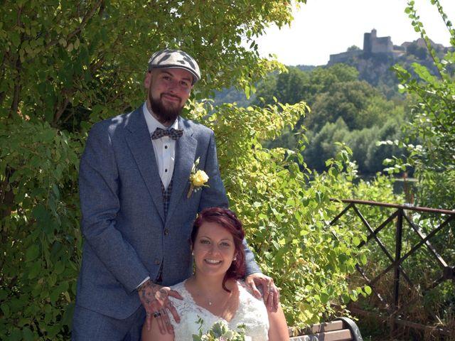 Le mariage de Romain et Cécile à Noidans-le-Ferroux, Haute-Saône 16