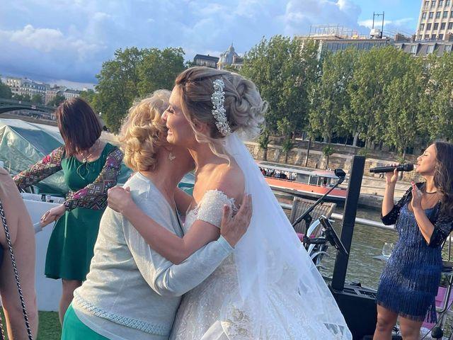 Le mariage de Cedric  et Ariadna à Paris, Paris 4