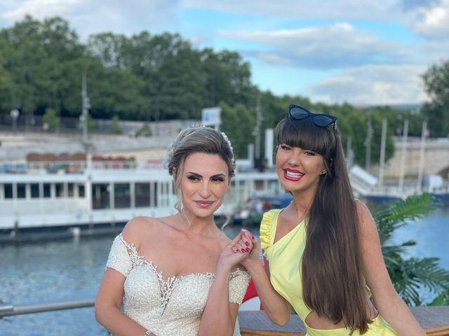 Le mariage de Cedric  et Ariadna à Paris, Paris 5