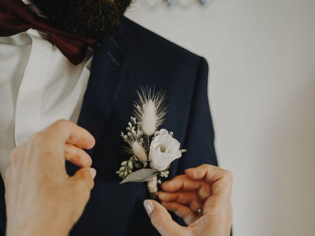 Le mariage de Fabien et Sandrine à Lescure-d'Albigeois, Tarn 9
