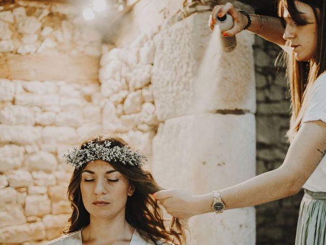 Le mariage de Fabien et Sandrine à Lescure-d'Albigeois, Tarn 11