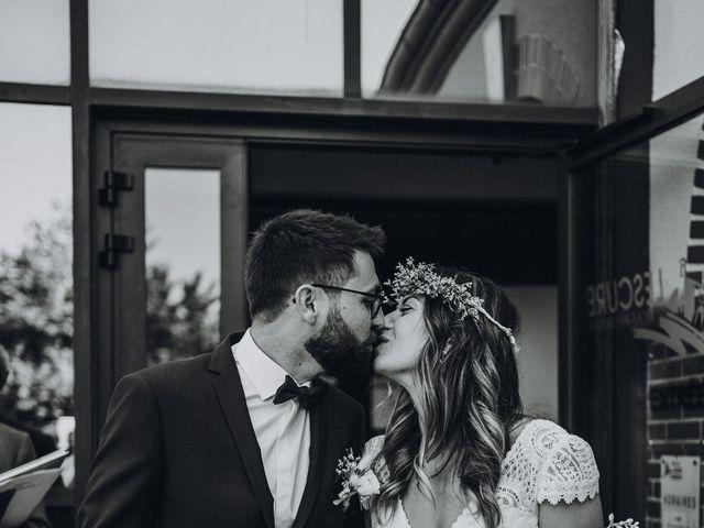 Le mariage de Fabien et Sandrine à Lescure-d'Albigeois, Tarn 13