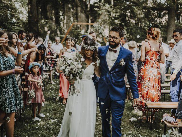 Le mariage de Sandrine et Fabien