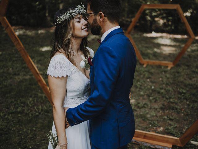 Le mariage de Fabien et Sandrine à Lescure-d'Albigeois, Tarn 24