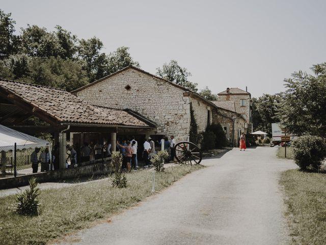 Le mariage de Fabien et Sandrine à Lescure-d'Albigeois, Tarn 35