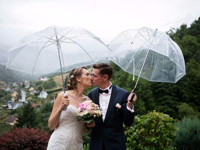 Le mariage de Sébastien et Magali à Fréland, Haut Rhin 13