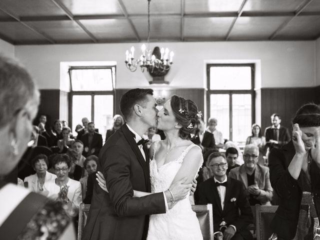 Le mariage de Sébastien et Magali à Fréland, Haut Rhin 14