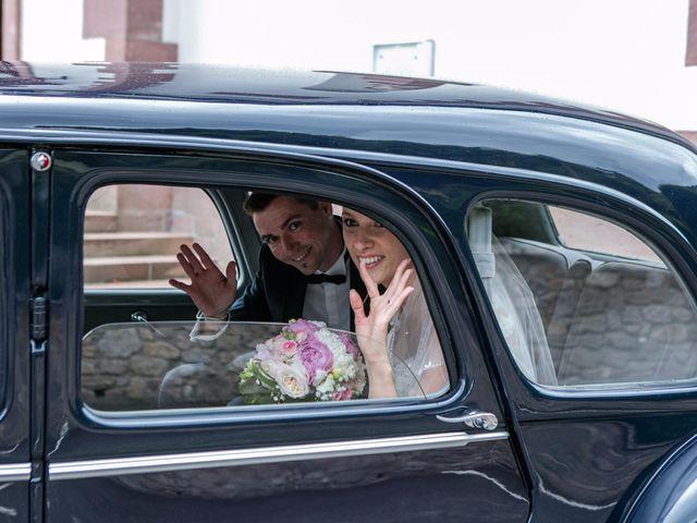 Le mariage de Sébastien et Magali à Fréland, Haut Rhin 26