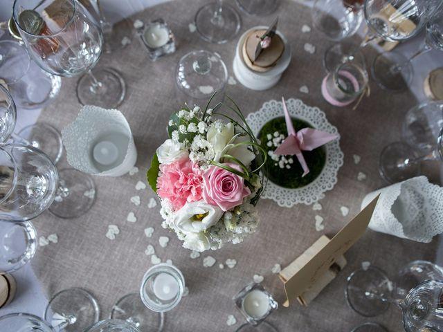 Le mariage de Sébastien et Magali à Fréland, Haut Rhin 30