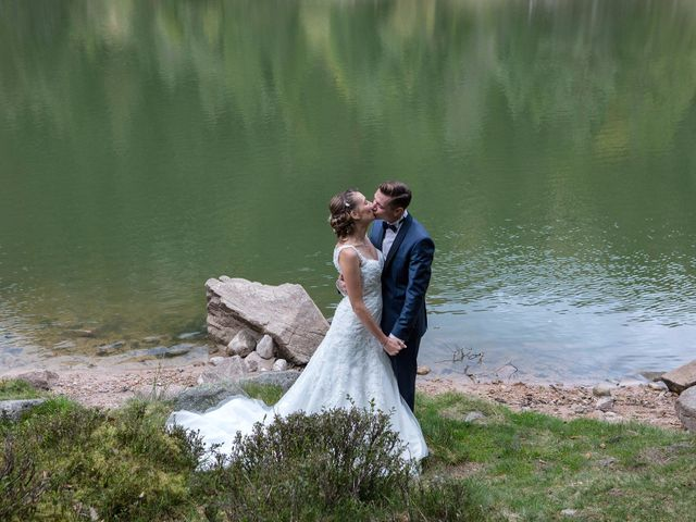 Le mariage de Sébastien et Magali à Fréland, Haut Rhin 43