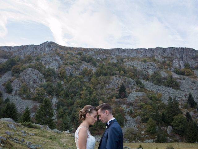 Le mariage de Sébastien et Magali à Fréland, Haut Rhin 46