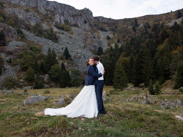 Le mariage de Sébastien et Magali à Fréland, Haut Rhin 47