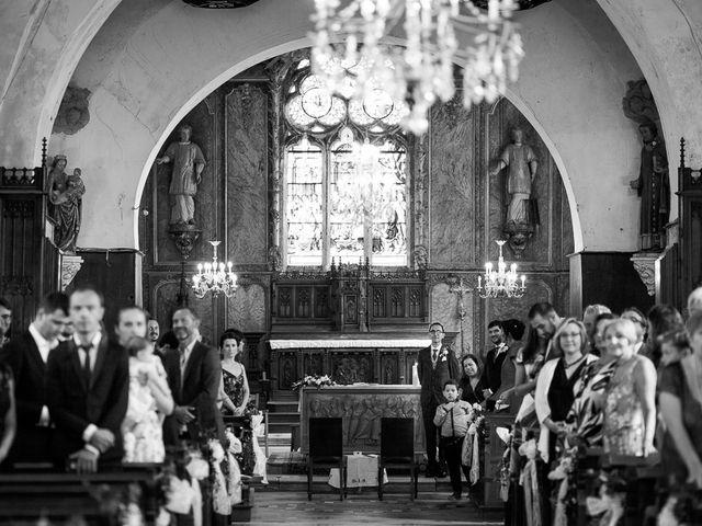 Le mariage de Renato et Ramona à Perriers-sur-Andelle, Eure 14