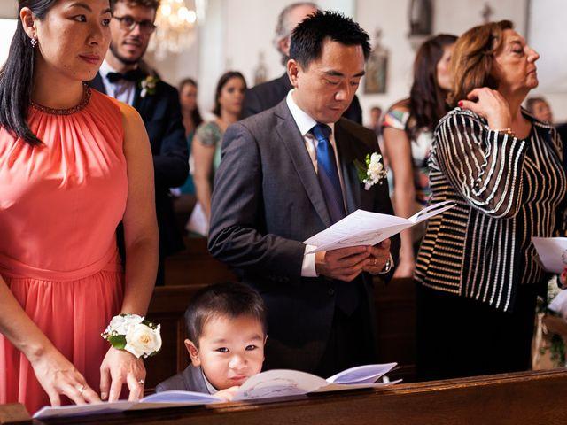 Le mariage de Renato et Ramona à Perriers-sur-Andelle, Eure 22