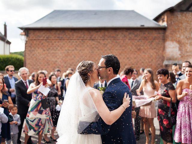 Le mariage de Renato et Ramona à Perriers-sur-Andelle, Eure 25