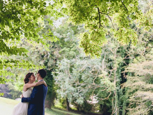 Le mariage de Renato et Ramona à Perriers-sur-Andelle, Eure 2