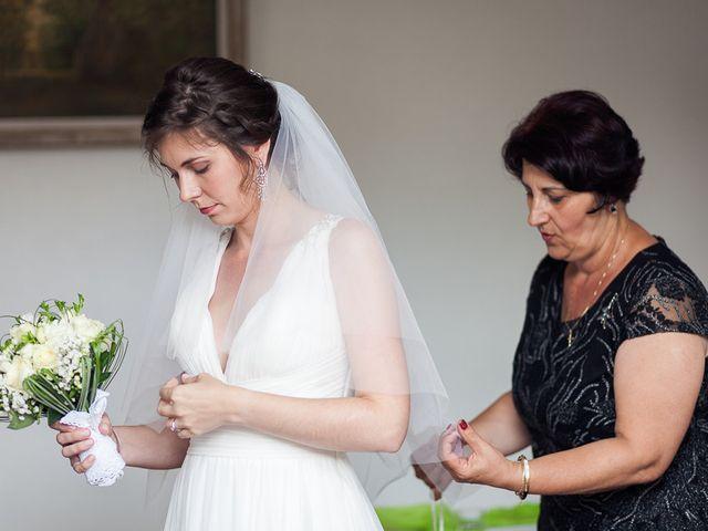 Le mariage de Renato et Ramona à Perriers-sur-Andelle, Eure 12