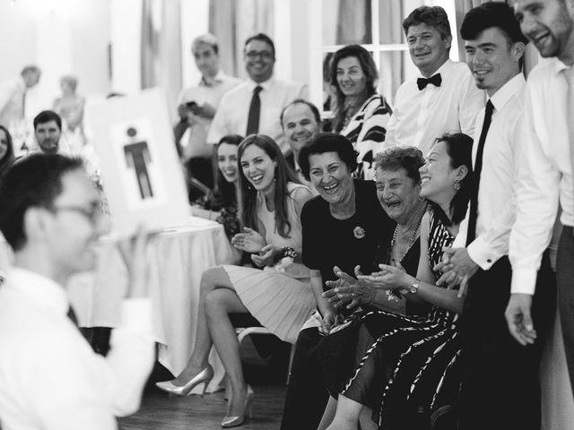 Le mariage de Renato et Ramona à Perriers-sur-Andelle, Eure 61
