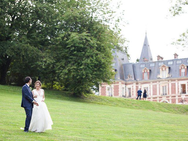 Le mariage de Renato et Ramona à Perriers-sur-Andelle, Eure 48