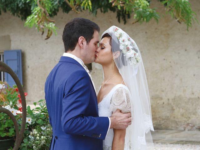 Le mariage de Joan et Anaïs à Damiatte, Tarn 28