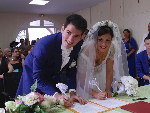 Le mariage de Joan et Anaïs à Damiatte, Tarn 31